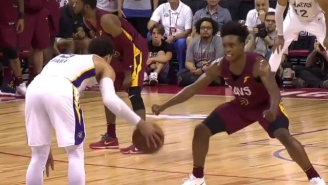 Collin Sexton Channeled His Inner Demon To Lock Down Josh Hart During Their Summer League Showdown