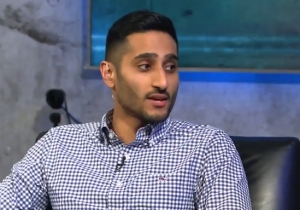 Shams Charania Is A Free Agent After Yahoo 'Walked Away' From Contract Negotiations