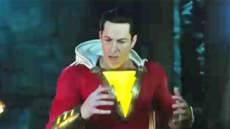 The 'Shazam' Comic-Con Trailer Proves There's A Superhero In All Of Us