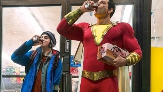 It Sounds Like The 'Shazam!' Sequel Is Going To Happen