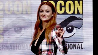 Sophie Turner Teased That The Final Season Of 'Game Of Thrones' Is 'Full Of Betrayal'