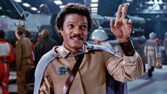 Lando Returns In 'Star Wars: Episode IX': Billy Dee Williams Joins Cast