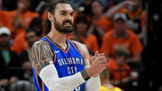 Steven Adams Opens Up About His History Of Depression In A New Book