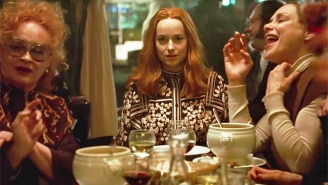 The 'Suspiria' Remake Earned A Very Emotional Quentin Tarantino Reaction: 'He Was Crying And Hugged Me'