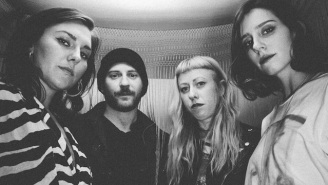 Uproxx Presents One Of LA's Best New Rock Bands, Feels, At Resident On July 28