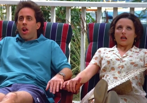 According To Millennials In A YouTube Video, 'Seinfeld' Just Doesn't Hold Up In 2018