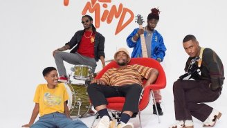 The Internet Bring Soulful Swagger To Their Psychedelically Funky Album, 'Hive Mind'