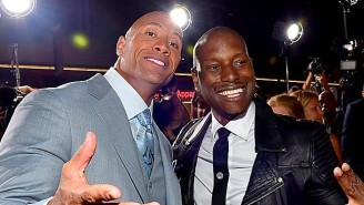 The Rock Opens Up About His Apparent Feud With Tyrese Gibson: 'There's No Need To Have A Conversation'