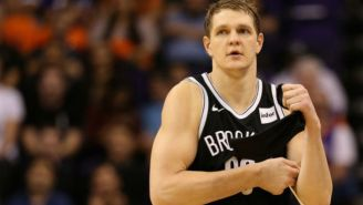 Timofey Mozgov Is On The Move Again In A Three-Team Deal Between Charlotte, Chicago, And Orlando