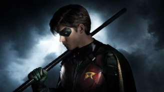 DC Universe's First Streaming Show, 'Titans,' Looks As Dark And Gritty As DC's Movies
