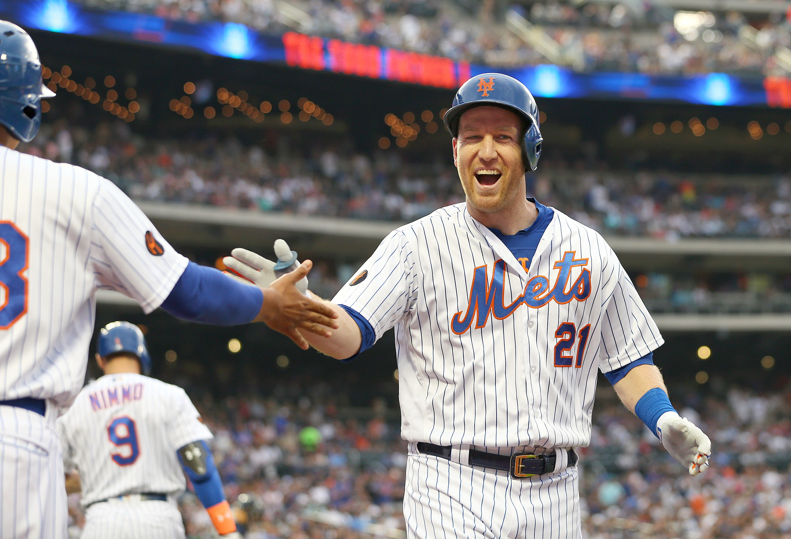 check out 9bb5b 0759d Mets 3B Todd Frazier Thinks Baseball Is Doing Just Fine