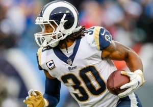 Todd Gurley Joked He Swapped Shirts With A Ref After The Rams Advanced To The Super Bowl