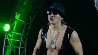 The Tokyo Pimp Is Not Just A Gimmick For Yujiro Takahashi