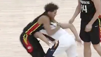 Grayson Allen Carried His Antics Into Summer League After Scuffling With Trae Young