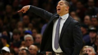 The Rockets Reportedly Have Interest In Ty Lue As An Assistant Coach