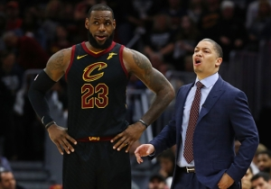 LeBron James Offered Support For Tyronn Lue Following His Firing In Cleveland