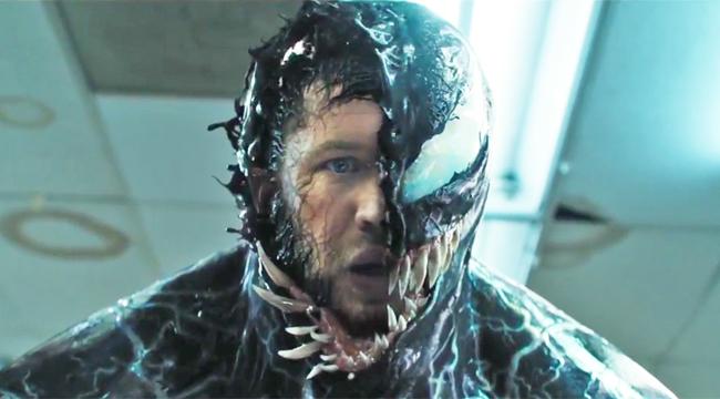 Venom' Review: Like A 2003 Superhero Movie Crashed Into 2018