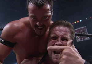 The Best And Worst Of WCW Monday Nitro 2/23/98: Steiner Incliner