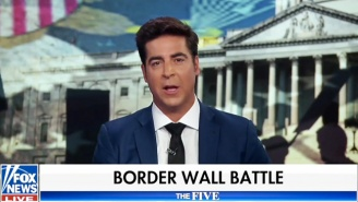 Fox News Host Jesse Watters Is Getting Slammed For His 'Some Guy's Uncle From Zimbabwe' Remark