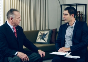 Roy Moore Is Suing Sacha Baron Cohen For $95 Million Over His 'Who Is America' Appearance
