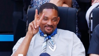 Will Smith Takes The 'In My Feelings' Challenge To The Next Level With A Drone And One Exotic Location