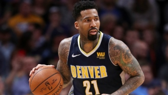 The Sixers Will Reportedly Acquire Wilson Chandler In A Trade With The Nuggets