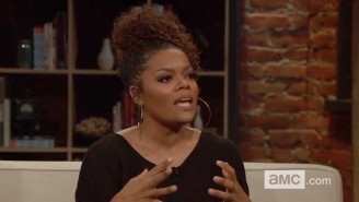 Yvette Nicole Brown Will Replace Chris Hardwick As Interim Host On AMC's 'Talking Dead'