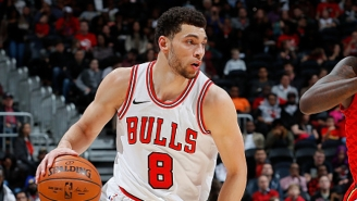 Zach LaVine Is 'Disappointed' The Bulls Didn't Make An Offer Before The Kings