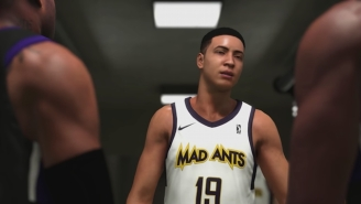 'NBA 2K19' Sends You To China And The G League To Fight Your Way Into The NBA In MyCAREER Mode