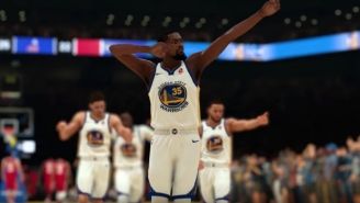 'NBA 2K19' Dropped Its First Gameplay Trailer