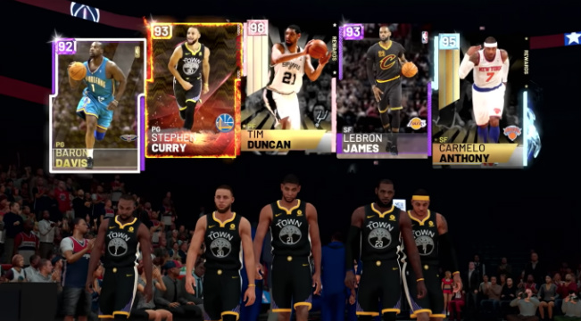 Nba 2k19 Released A Trailer To Highlight The Changes To Myteam