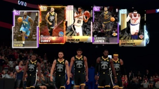 'NBA 2K19' Released A Trailer To Highlight The Changes To MyTEAM