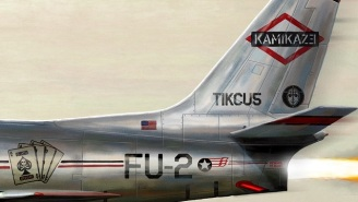 Eminem Just Dropped A Surprise Album Fittingly Called 'Kamikaze'  — Listen Here