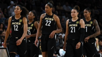 The Las Vegas Aces Won The Lottery Again And Will Pick First In The 2019 WNBA Draft