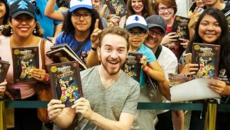 'Gravity Falls' Creator Alex Hirsch Has Signed On With Netflix
