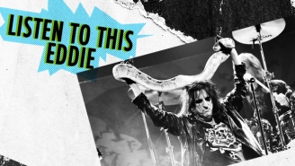 Alice Cooper On His 50 Years As A One-Man Nightmare Factory