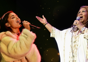 The Scoreboard: Ariana Grande Basically Is Celine Dion And Aretha Franklin Is The Queen Of Soul