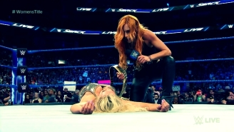 The Best And Worst Of WWE Smackdown Live 8/28/18: Becky 3:16