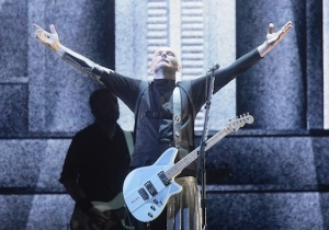 The Smashing Pumpkins' Anniversary Show Was So '90s That It Included Sugar Ray's Singer And Courtney Love