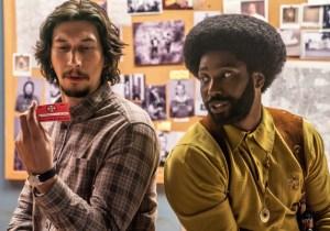 'BlacKkKlansman' Might Be The Best Film Spike Lee's Ever Made