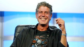 CNN Is Making A Feature-Length Documentary About The Life Of Anthony Bourdain