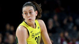 Seattle Storm Forward Breanna Stewart Won Her First WNBA MVP Award