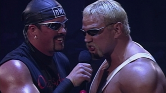 The Best And Worst Of WCW Thunder 2/26/98: A Whiter Shade Of Pale