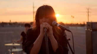 Cat Power And Lana Del Rey's Vocals Become One On The Lush 'Woman'