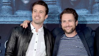 Apple Ordered A Comedy Series From 'It's Always Sunny' Creator Rob McElhenney And Charlie Day