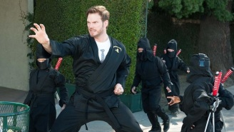Chris Pratt's 'Cowboy Ninja Viking' Has Been Delayed Indefinitely By Universal