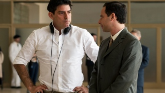 'Operation Finale' Director Chris Weitz On His Family Business, Making Movies And Hunting Nazis