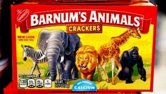 Nabisco Is Freeing The Animal Cracker Animals From Their 2D Prisons