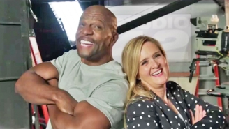 Terry Crews Made A PSA With Samantha Bee To Illustrate Why Sexual Assault Jokes Really Aren't Funny