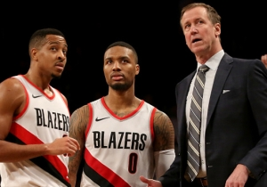 The Blazers GM Assures That 'We're Keeping The Core Together'